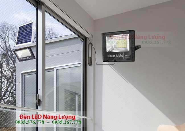 đèn năng lượng mặt trời dùng trong nhà