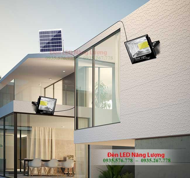 đèn pha năng lượng mặt trời 1