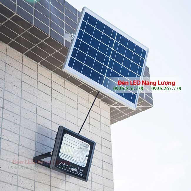đèn xài năng lượng mặt trời