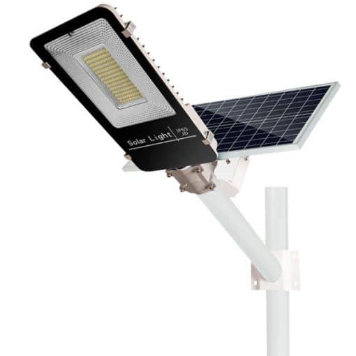 A đèn đường năng lượng mặt trời 1