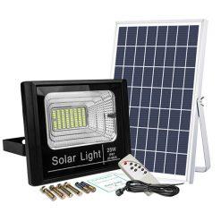 Đèn pha LED năng lượng mặt trời 25W JD-8825