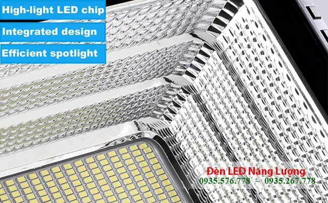 chip LED của đèn LED năng lượng mặt trời