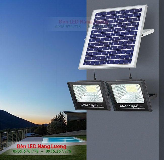 giá đèn năng lượng mặt trời