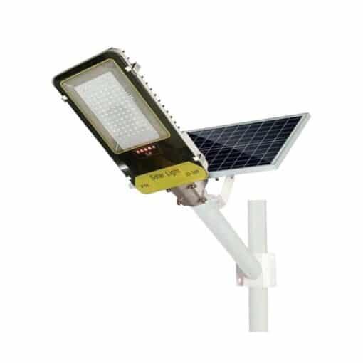 Đèn Năng Lượng Mặt Trời 100W JD-399 Giá Rẻ, Chính Hãng