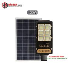 Đèn Đường Năng Lượng Mặt Trời 300W XJH-77300