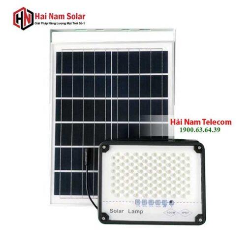 Đèn Chống Lóa Năng Lượng Mặt trời 100W Solar Light Giá Rẻ