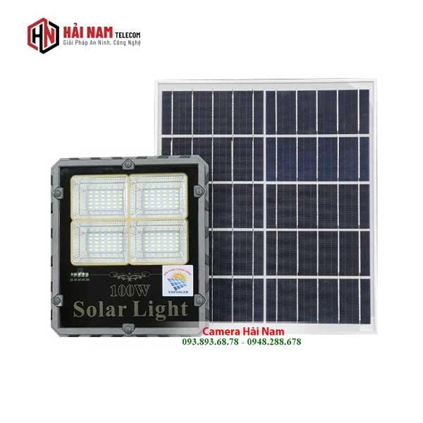 Đèn LED Năng Lượng Mặt Trời 100W TS-85100L Chính hãng, giá rẻ