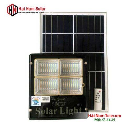 Đèn Năng Lượng Mặt Trời 100W TOPSOLAR Giá Rẻ   Solar Light 100W