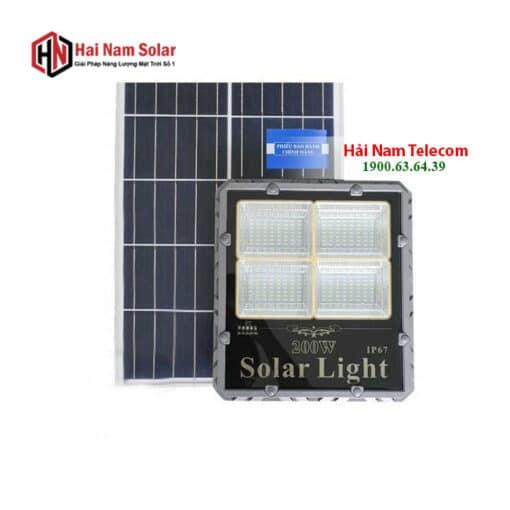 Đèn Năng Lượng Mặt Trời 200W TS-85200L Chính Hãng Giá Rẻ