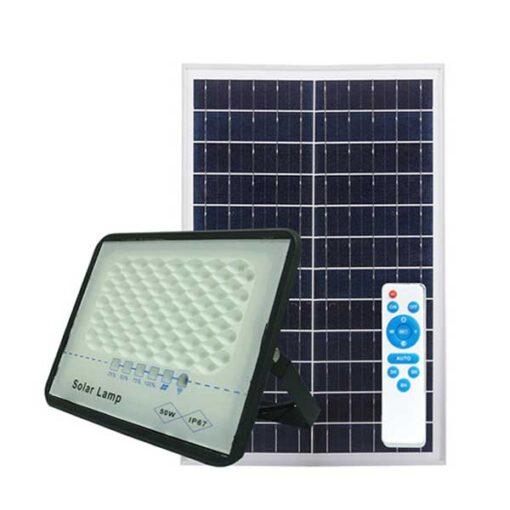 den nang luong mat troi chong choi 50w solar light