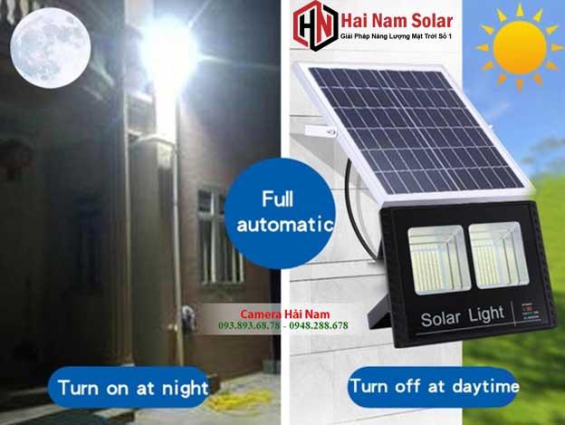 Đèn Pha Năng Lượng Mặt Trời 150W - Solar Light 150W
