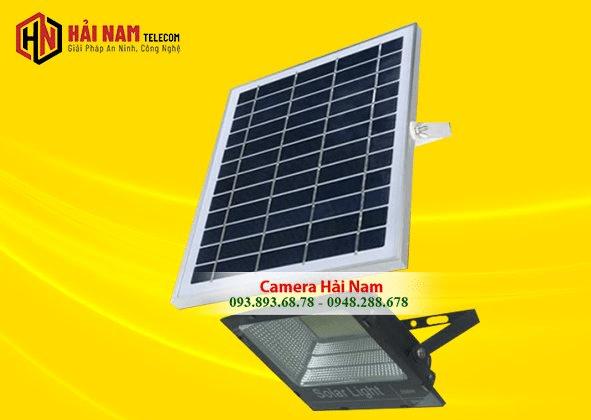 Đèn Pha Năng Lượng Mặt Trời 25W - Solar Light Giá Rẻ