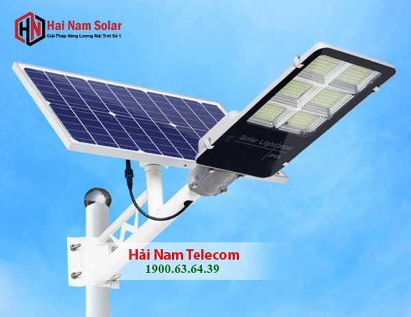 Đèn Đường Năng Lượng Mặt Trời 300W TS-90300 Chính Hạng TOPSOLAR