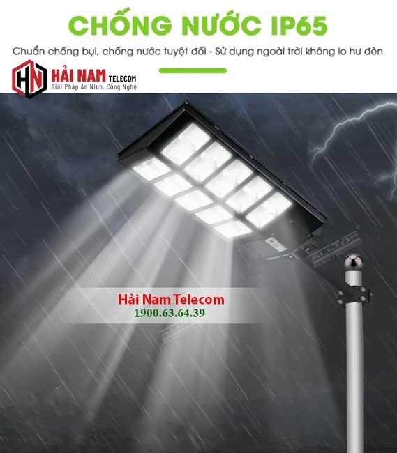 Đèn Đường Năng Lượng Mặt Trời 500W MD-2X66500B20 giá rẻ