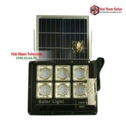Đèn Pha Năng Lượng Mặt Trời 300W Chính hãng, Giá Rẻ