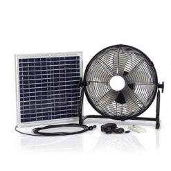 qua nang luong mat troi solar fan 5 canh 1