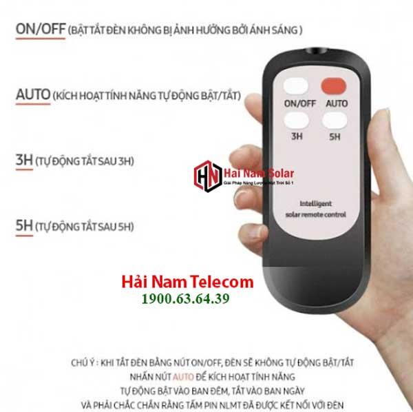 remote den nang luong mat troi 300w jd 9300